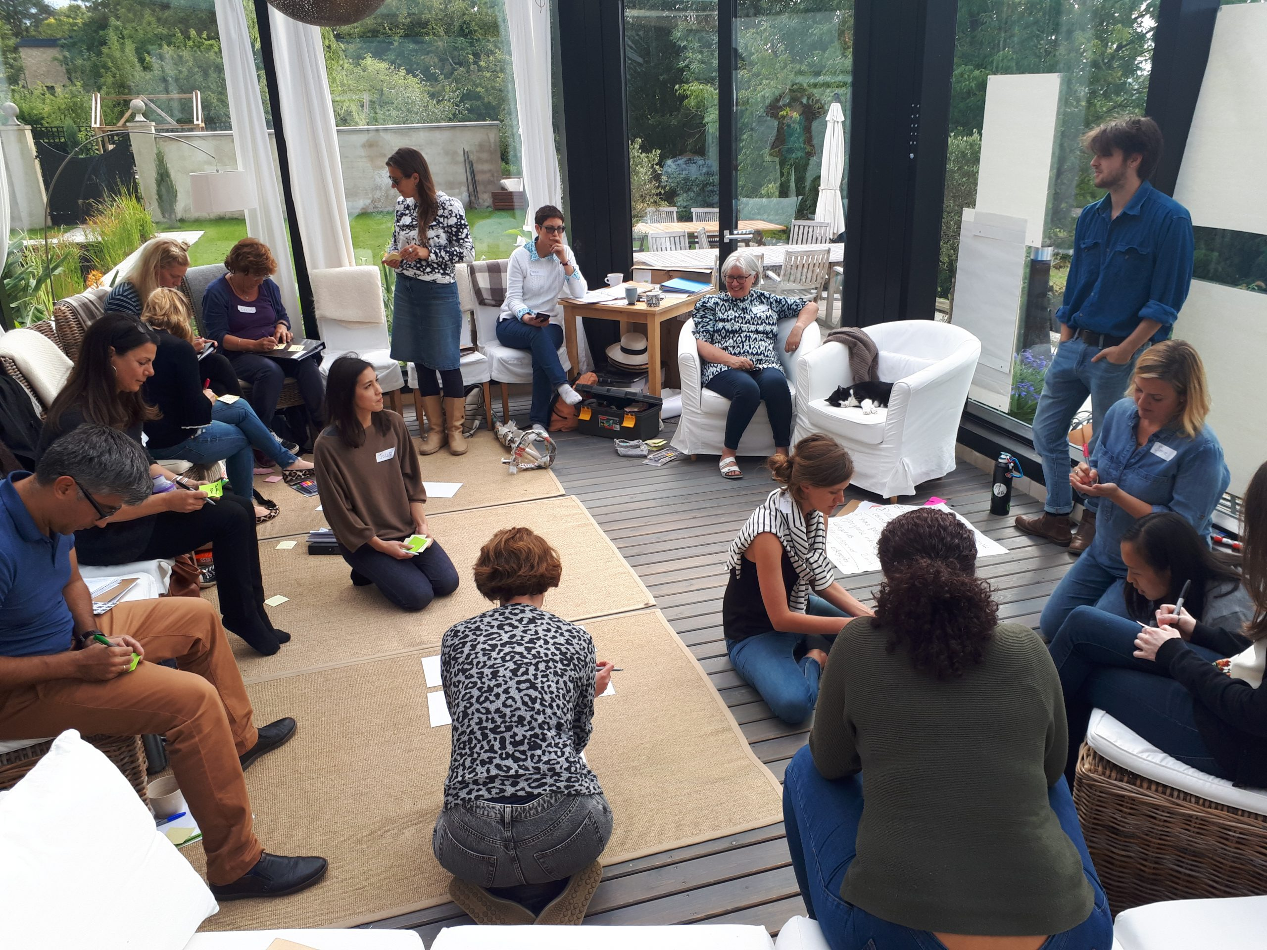 SEEd Changemakers-Facilitating Learning for Sustainability