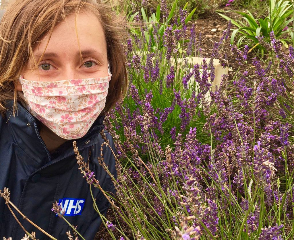 NHS keyworker sees the importance of caring for our natural spaces